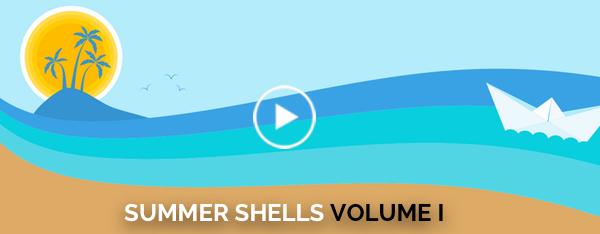 Summer Shells Volume 1
