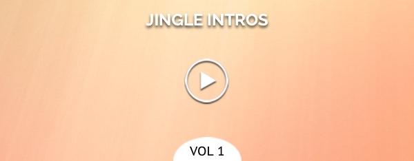 Jingle Intros Vol 1